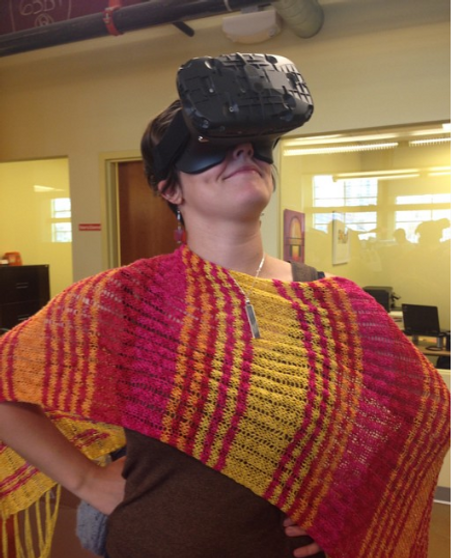 WaterBears VR - the day the Vive arrived in the office