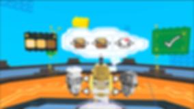 LEGO BrickHeadz VR - Valkyrie professions and emotions
