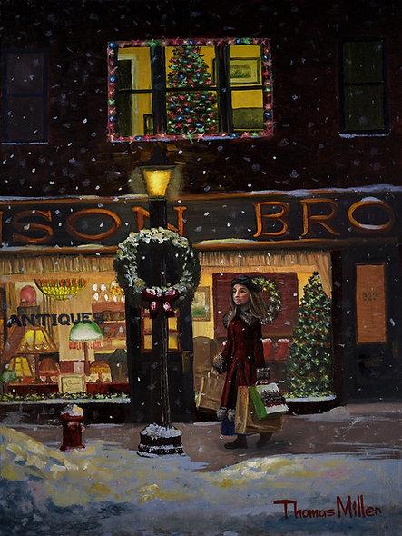 """""""Holiday Shopper""""  Original"""