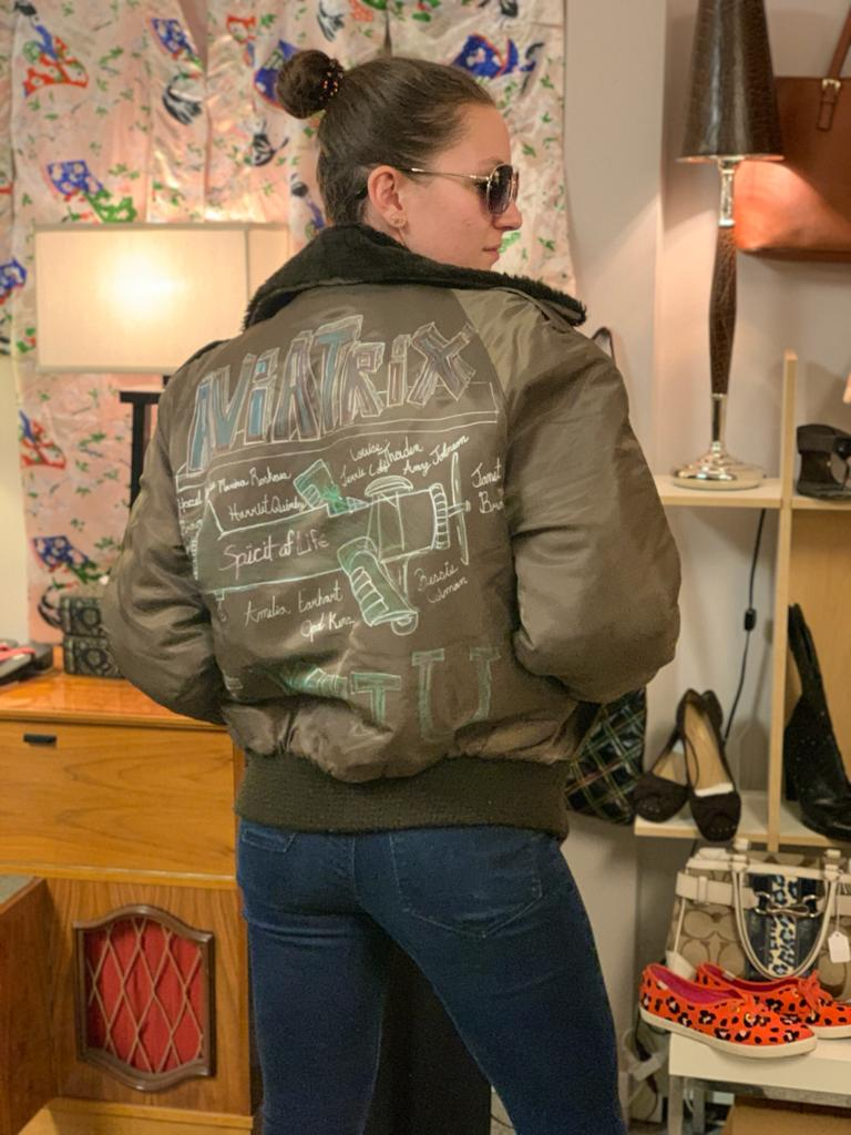 WW2 Aviatrix Jacket