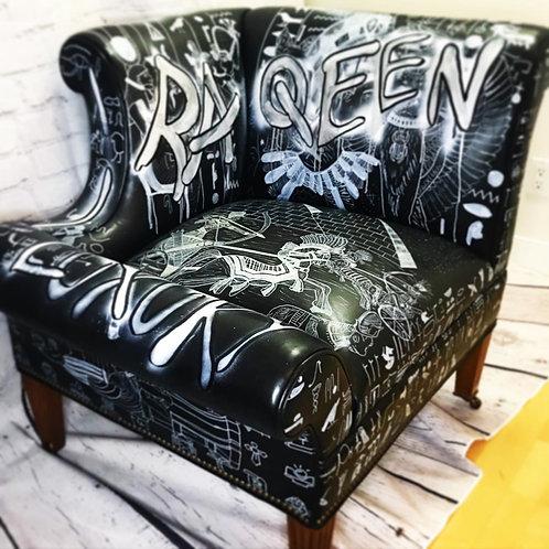 Egyptian Mythology Couch/Chair