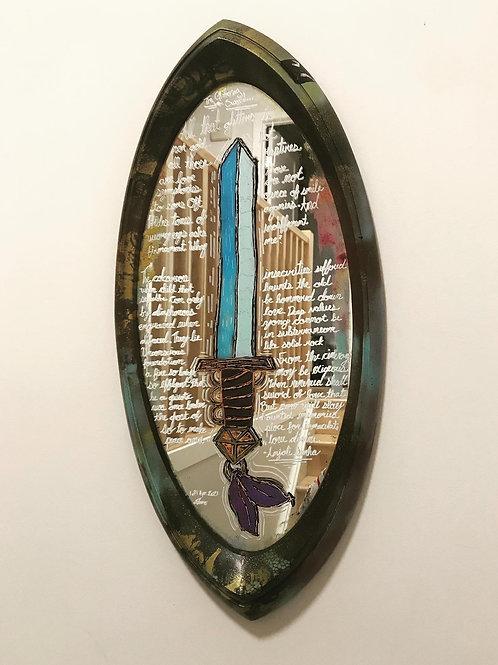 The Glittering Sword