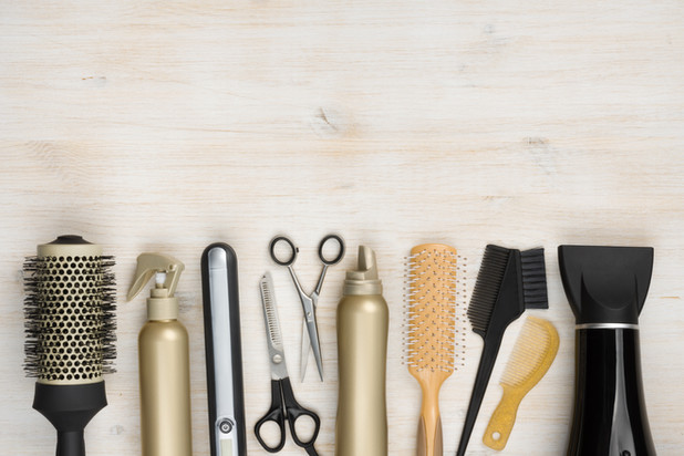 Human hair care and styling tips!