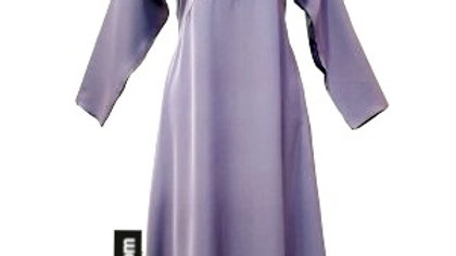 Shirt Abaya with Collar