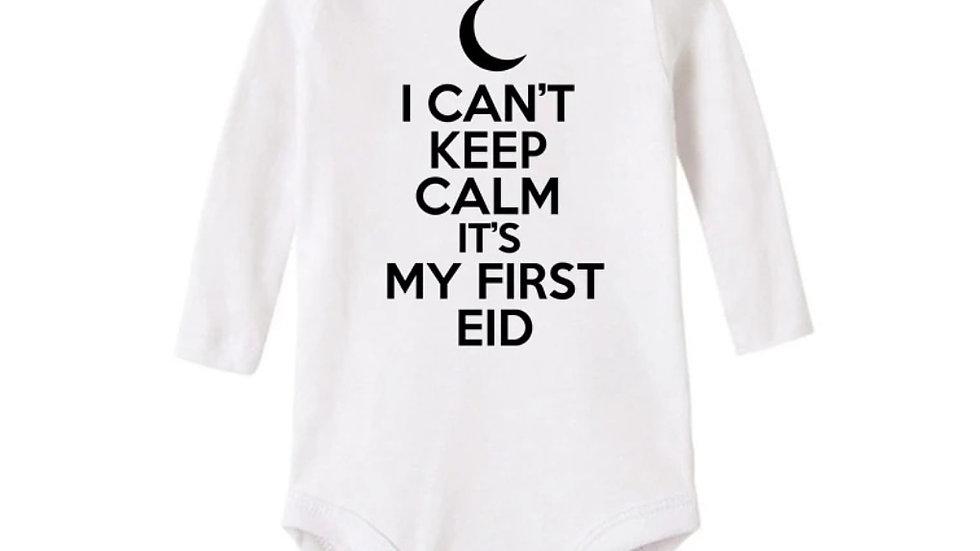 Babies First Eid Romper