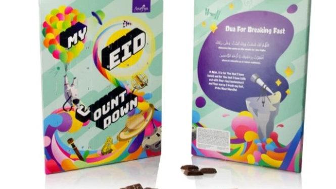 Ramadan Chocolate Calendar Eid Count down