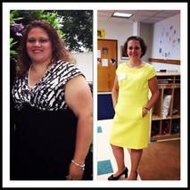 Big Transformation for Kristina. it wasn't easy!!!