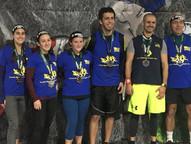 Fenway Spartan Race. My Best Running Team