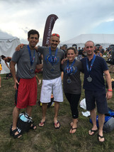 First Super Spartan Race For my Clients. Finished!