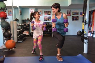 Teens Workout