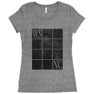 WS-NC Women's Graphic Tee