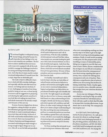 June 2019 Article Dare to Ask for Help.j