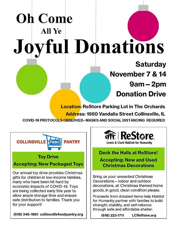 Joyful Donations Drive 2020 Full Page.jp