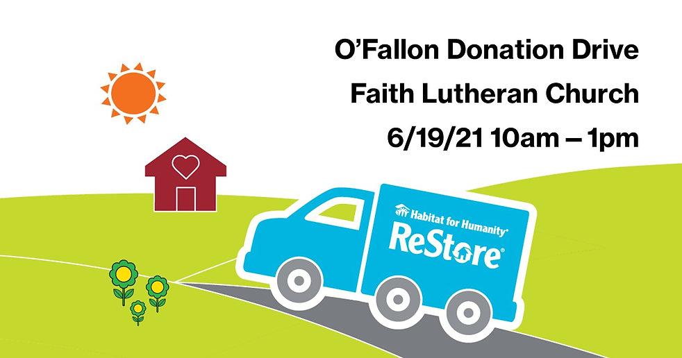 Spring ReStore Donation Drive - Facebook