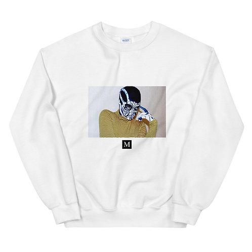 Thinker Unisex Sweatshirt