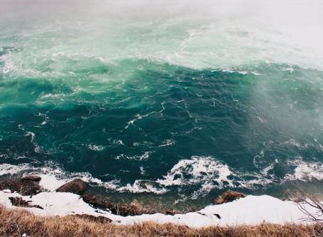 Steady in Rough Seas