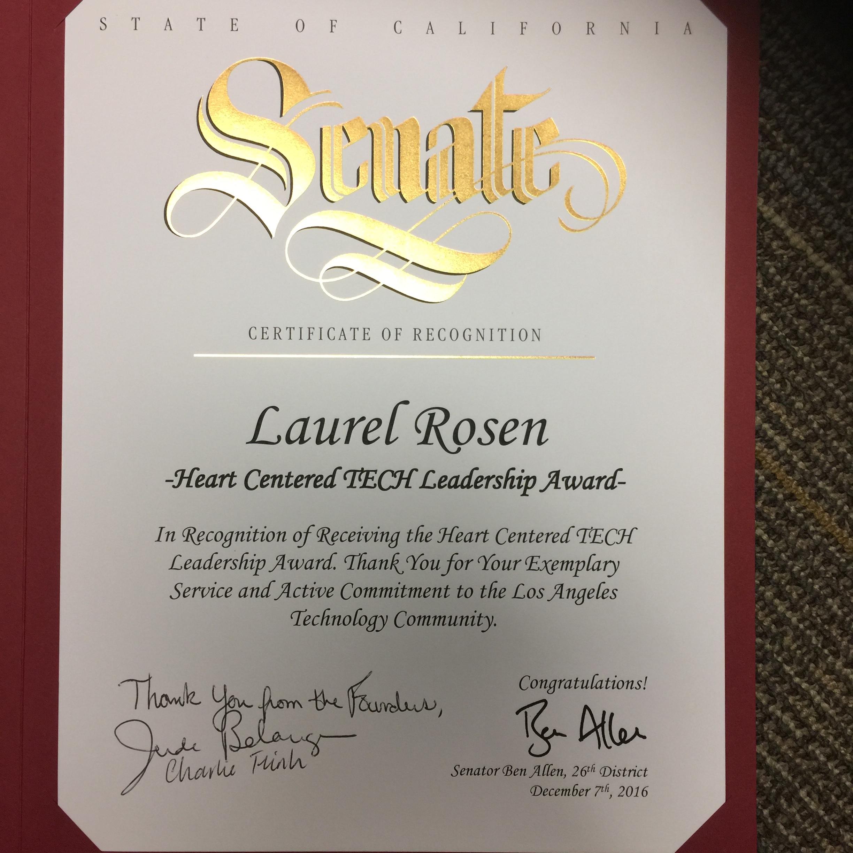 Laurel Rosen