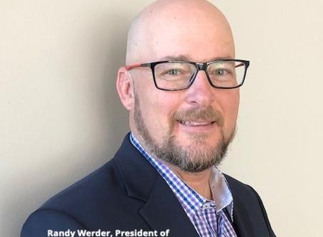 Meet Randy Werder, new panelist for our October Summit