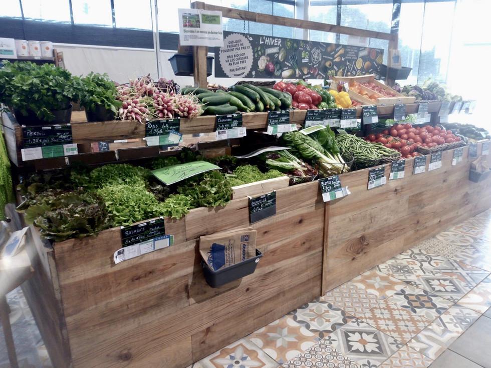 biocoop legumes