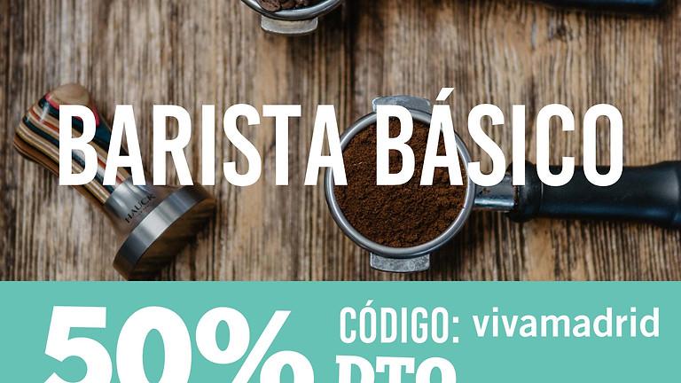 BARISTA BÁSICO