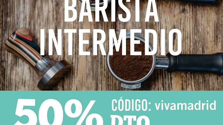 BARISTA INTERMEDIO INTENSIVO