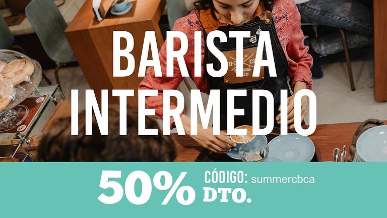 BARISTA INTERMEDIO