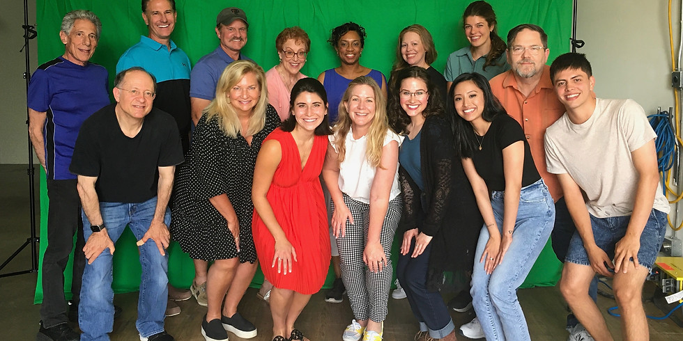 IN PERSON - Improv Workshop - Adults 18+ Sunday July 25th