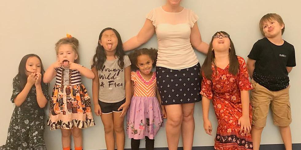 Kids Improv Workshop