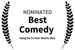 NOMINATED - Best Comedy  - Hang On To Your Shorts 2021 copy