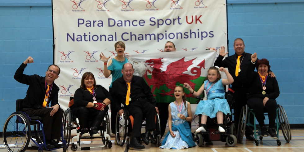 Para Dance UK Open Championships