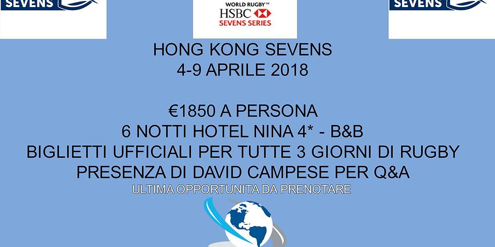 HSBC WORLD SEVENS - HONG KONG