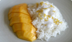Mango and sticky rice 3