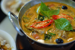 92, 96, 99 Red Curry