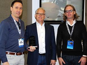 Rob Osheaski Echo sales rep award