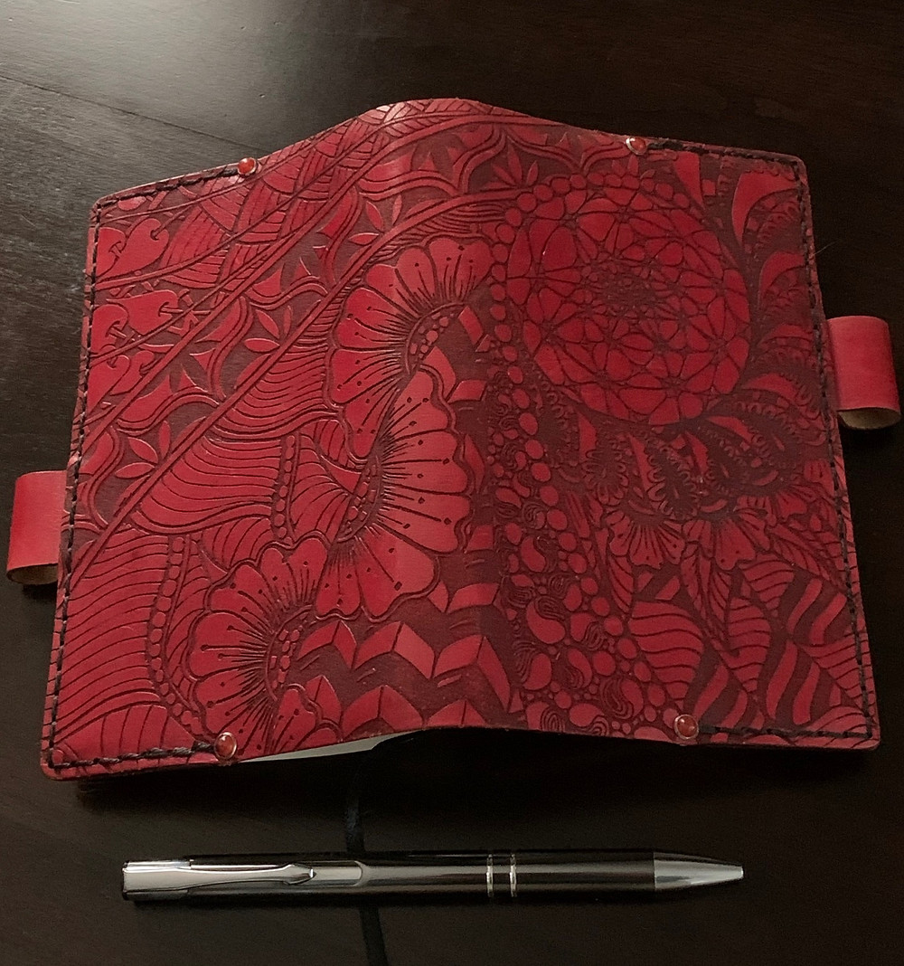 Swirl of Life writing journal.
