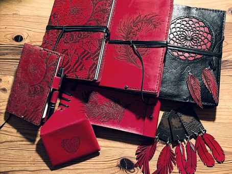 A Red-Letter Day and a Red-Leather Day!