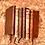 Thumbnail: Estes Park Topo Map - Small Leather Journal
