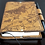 Thumbnail: Hackberry Butterfly - Small Leather Journal