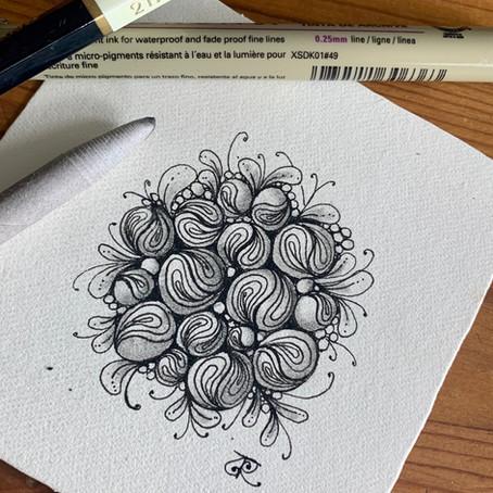 "Destress with a ""Cruffle"" Bouquet"