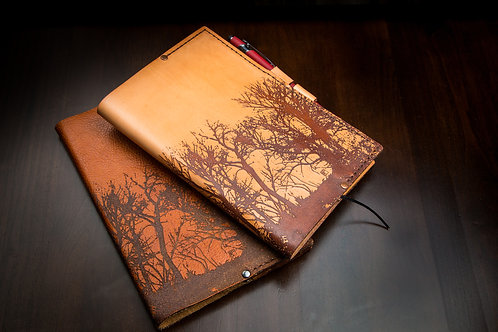 Owl Trees Journal - Medium