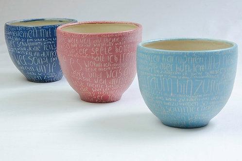 Poem Cups
