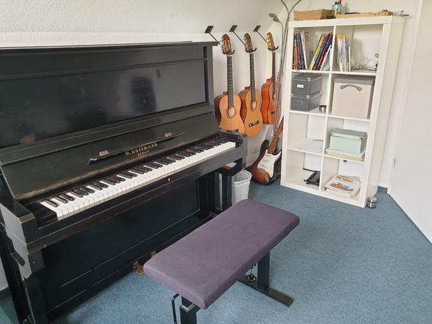 diverser Instrumentalunterricht