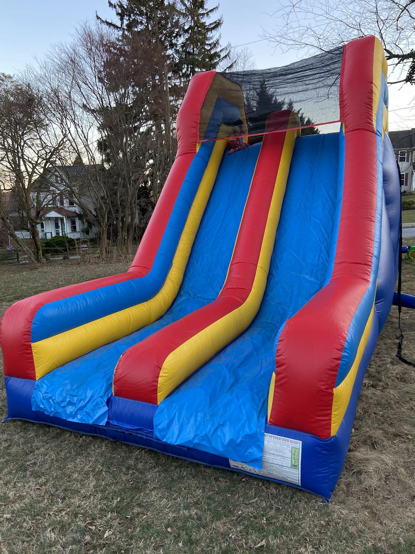 15ft DRY double slide