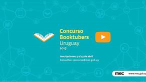 Segunda edición del concurso #BooktubersUy