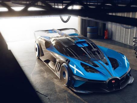 Rimac take 55% of Bugatti stocks to create the first electric super car!