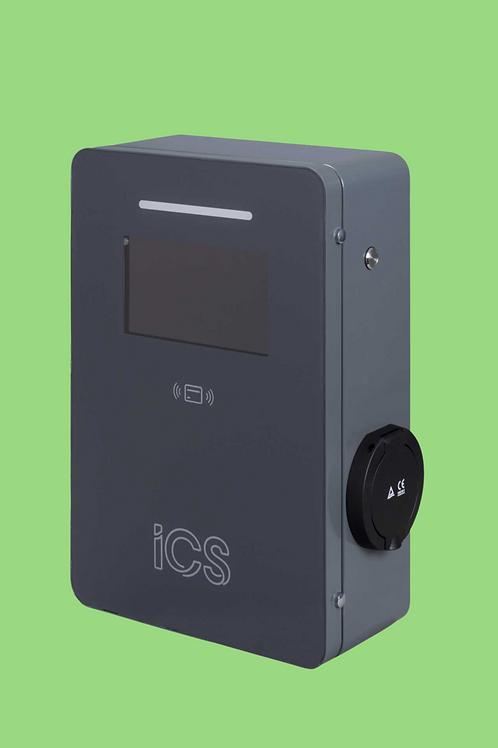 iCS Intelligent EV Charger 22kw AC Side Socket