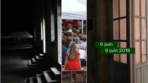 Le forum l'Art à la Folie à Huelgoat soutenu par EpA