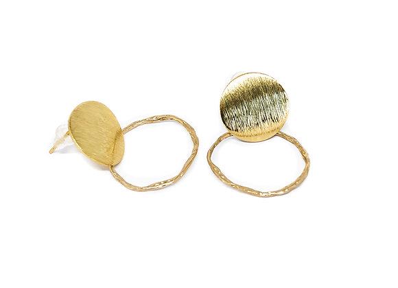 Boucles d'oreilles - CASTELLUCIO