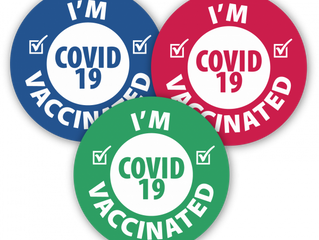 Proof of My Covid-19 Vaccination