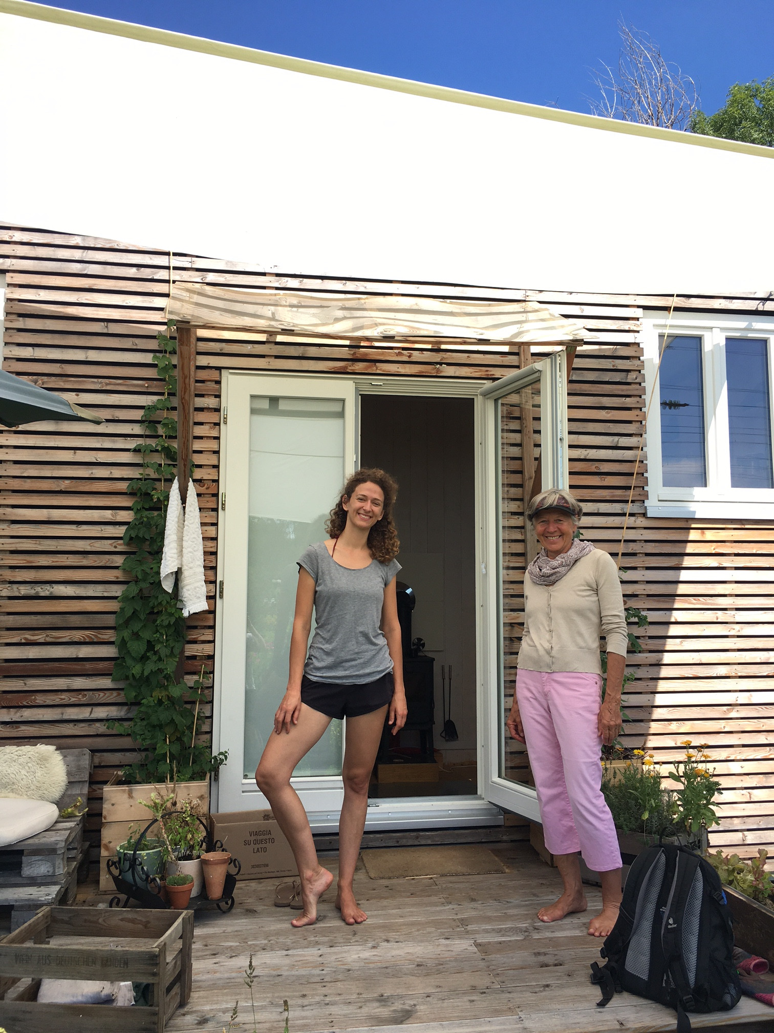 Individuelle Tiny House Beratung
